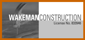 C Wakeman Construction Logo